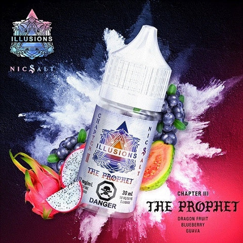 Prophet NicSalts - Illusions Vapor