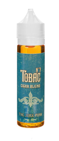Tobac #7 Cigar Blend - Juice Punk