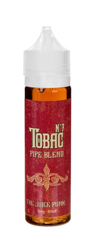 Tobac #7 Pipe Blend - Juice Punk
