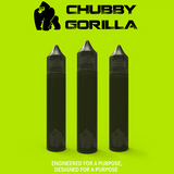 Unicorn e-liquid bottles - Chubby Gorilla