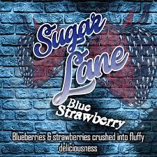 Blue Strawberry Salts - VanGo Vapes