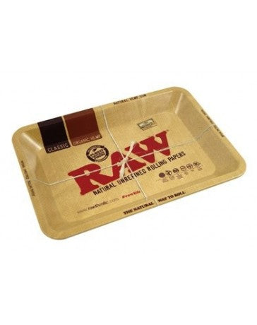 Metal Tray - RAW