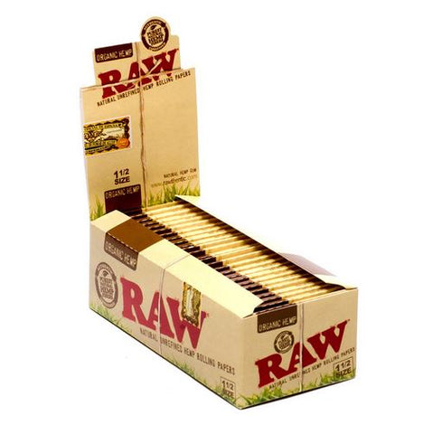 1 1/2 Classic Rolling Papers - RAW
