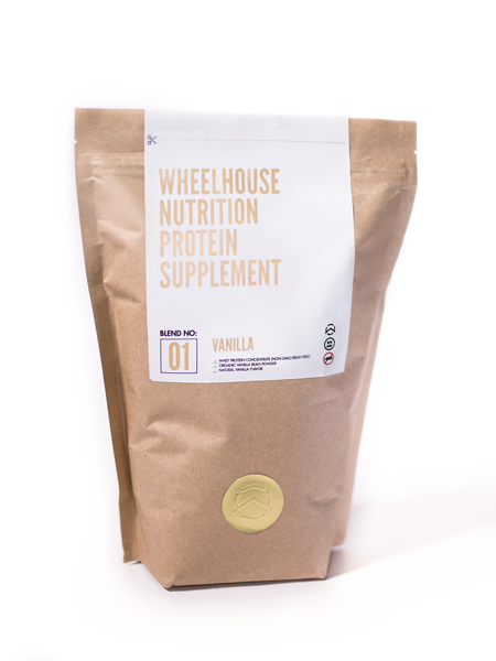 - FREE TRIAL -               All Natural New Zealand Grass-Fed Whey Protein