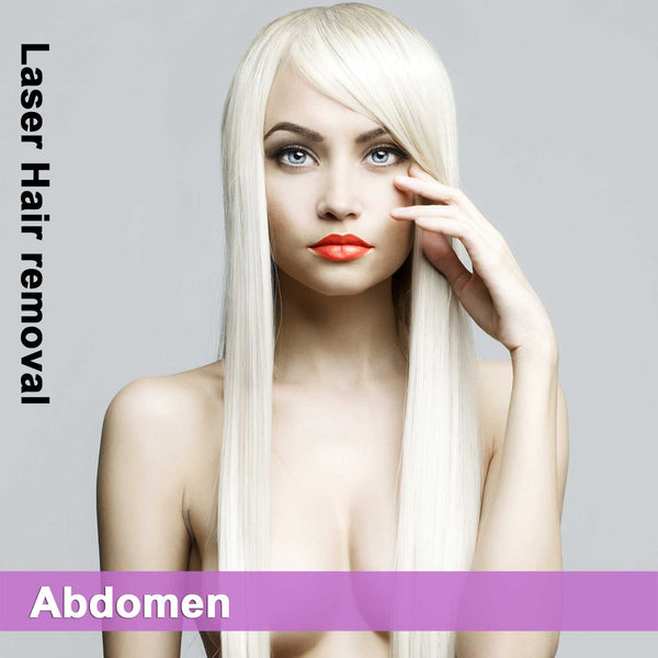 Abdomen - Laser Hair Removal for Women