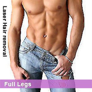 Full Legs - Laser Hair Removal for Men