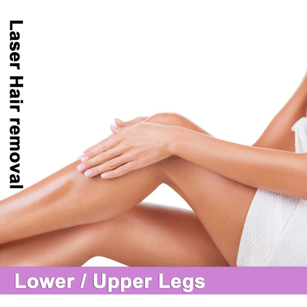 Upper / Lower Legs - Laser Hair Removal for Women
