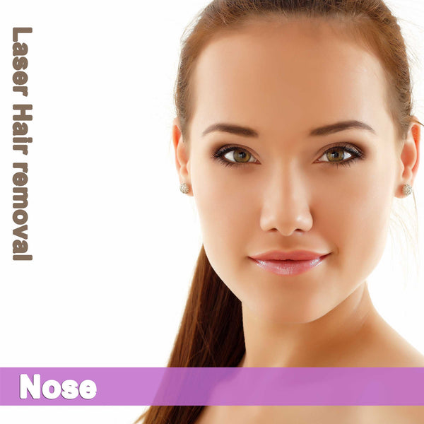 Nose - Laser Hair Removal for Women