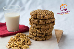 Peanut Butter Protein Cookie - 19g/cookie - Special 6 Pack