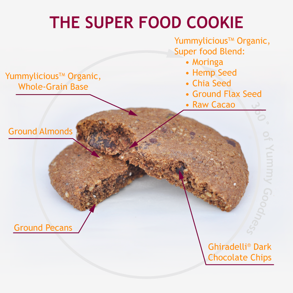 THE SUPER FOOD COOKIE