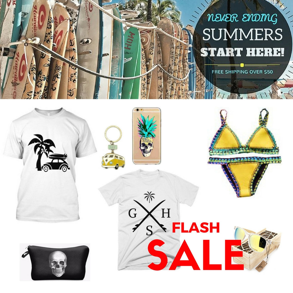 This Weekend's Flash Sale is Huge!!!