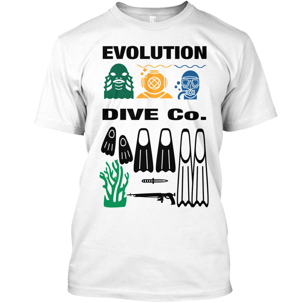 Evolution Dive Co. Men's Shirt