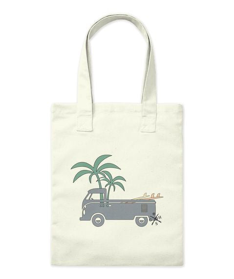 Men's Friday Afternoon VW Surf Bus Tote