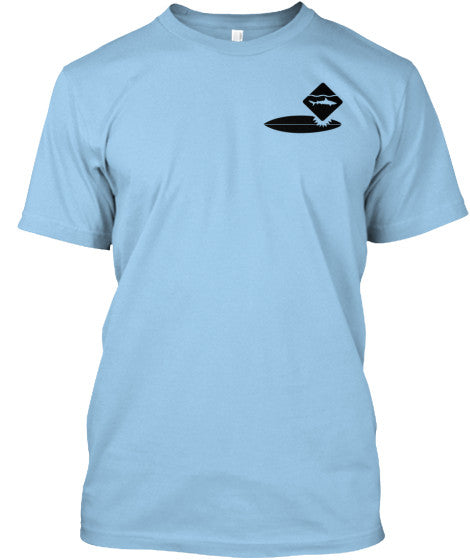 Shark Bite Men's Shirt