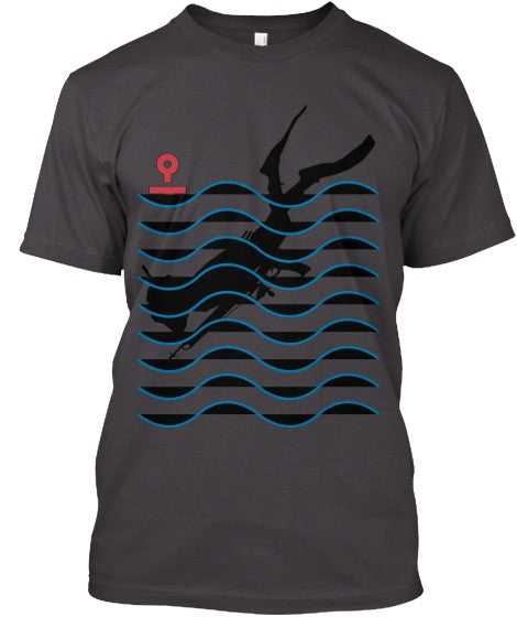 Ocean Hunter Men's Dive Shirt