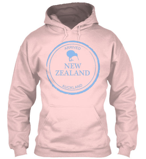 Arrived New Zealand Women's Hoodie Pink