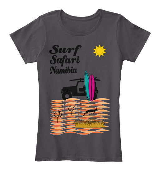 Surf Safari Namibia Women's Shirt