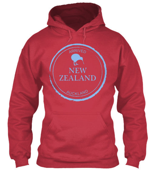 Arrived New Zealand Women's Hoodie