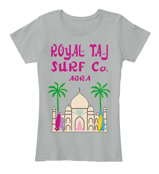 Royal Taj Surf Co. Agra Women's Surf Shirt