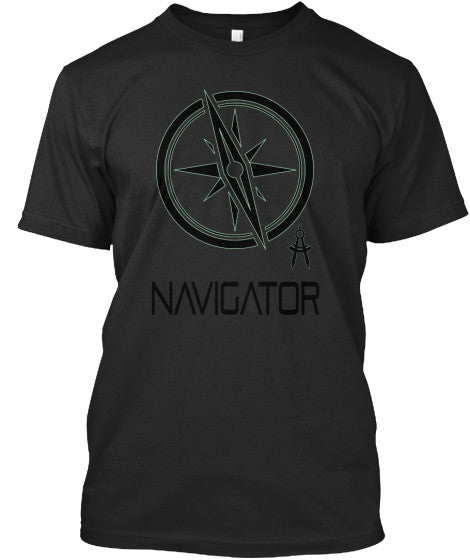 Men's Navigator Compass Shirt