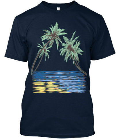 Kahala Palms Men's Shirt