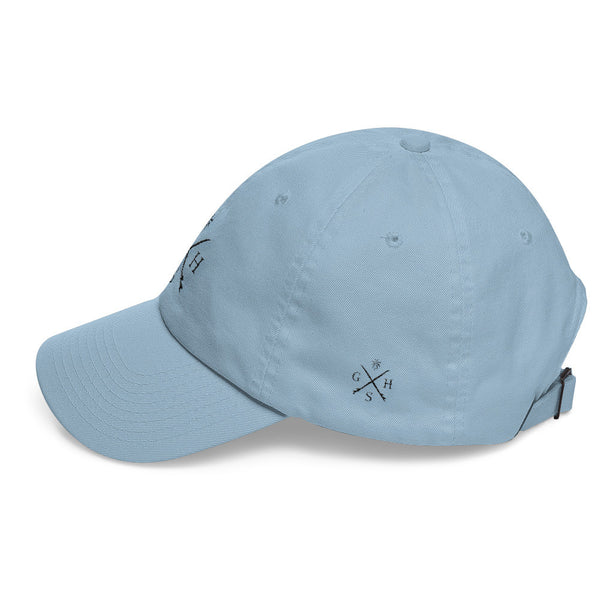 Classic Embroidered Gear Hunter Surf Logo Hat