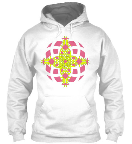 Pineapple Princess Women's Aloha Hoodie