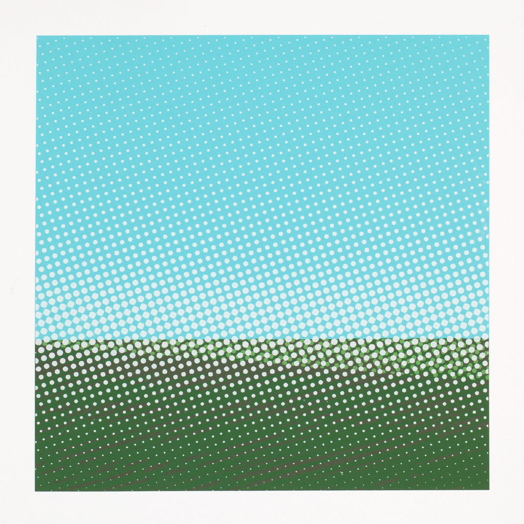 110410 | APLA | Serigraphy on paper | PF: 35x35cm BF: 30x30cm | Edition: 10 | PEPERSKI 2011