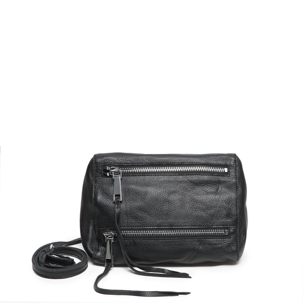 Quinn Mini Zip Crossbody