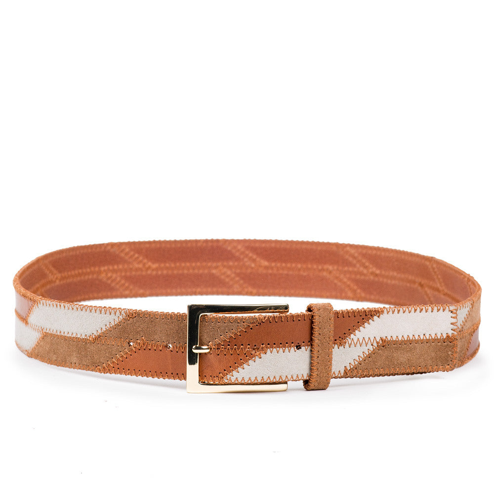 Linea Pelle Patchwork Hip Belt