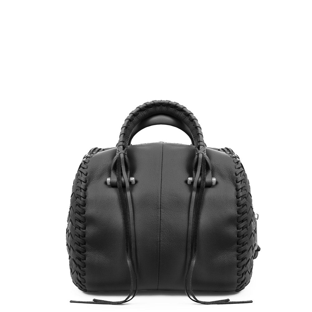 Linea Pelle Whitley Mini Speedy in Black