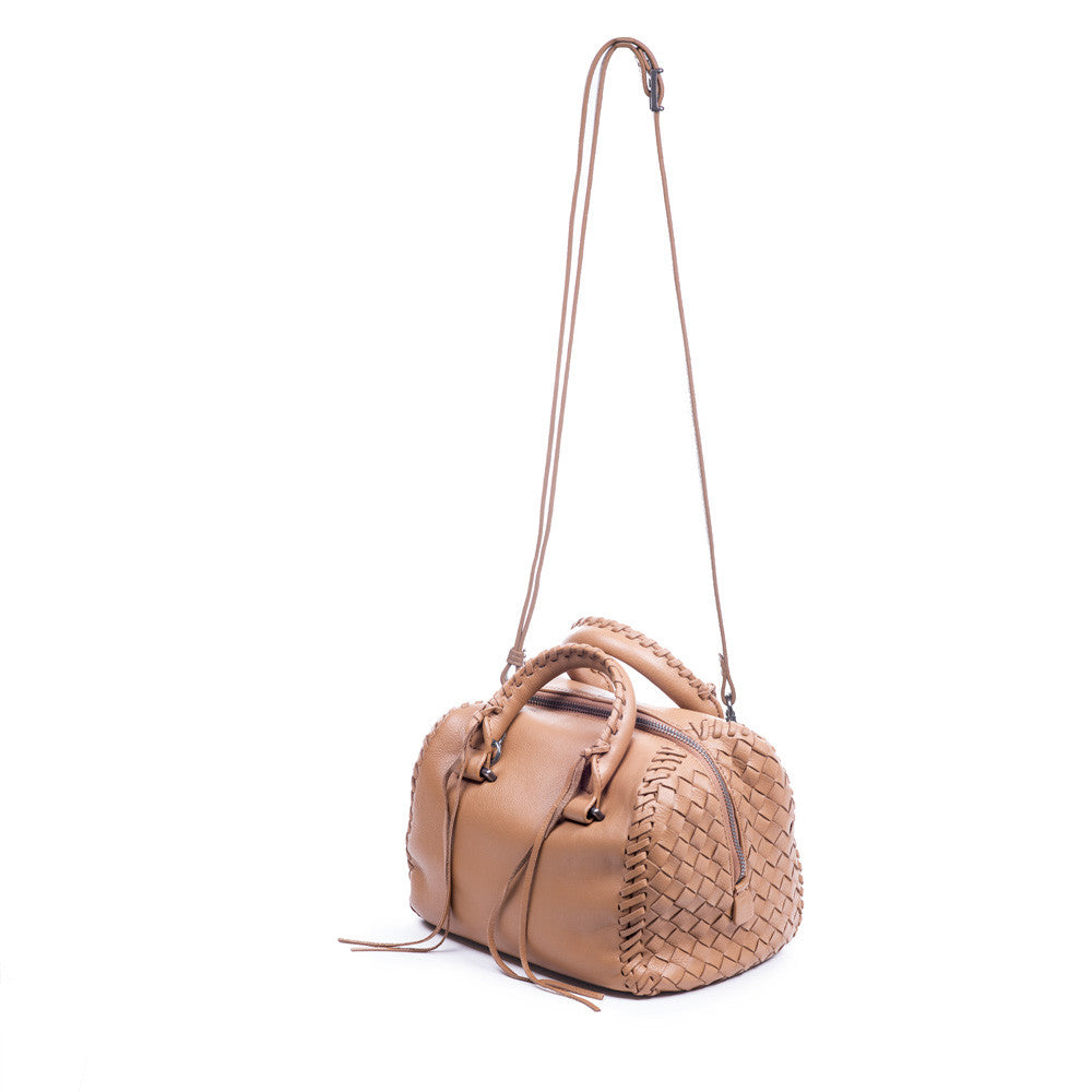 Linea Pelle Whitley Mini Speedy in Scotch