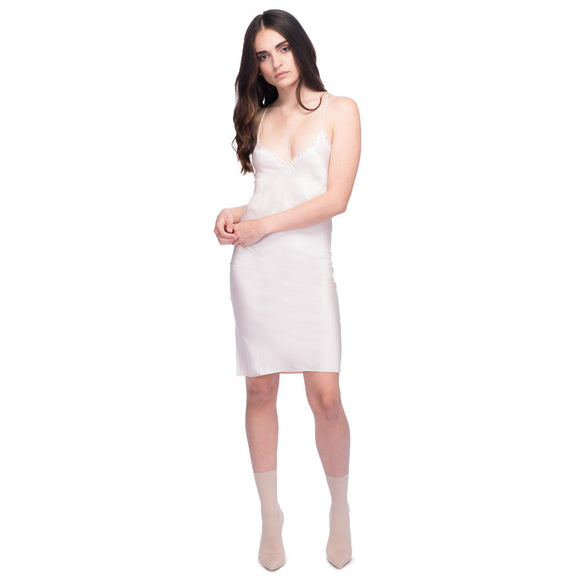 The Slip Dress | Nude