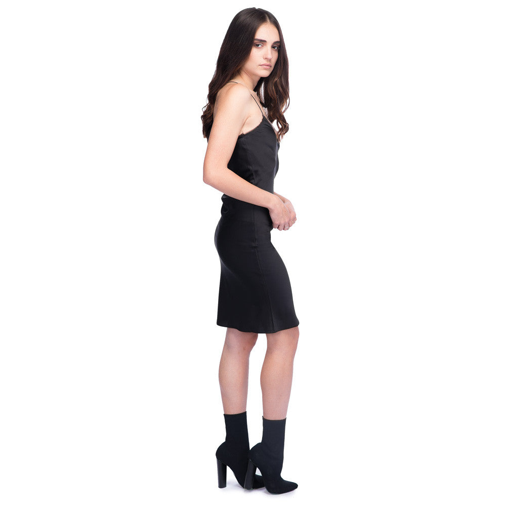 The Slip Dress | Black
