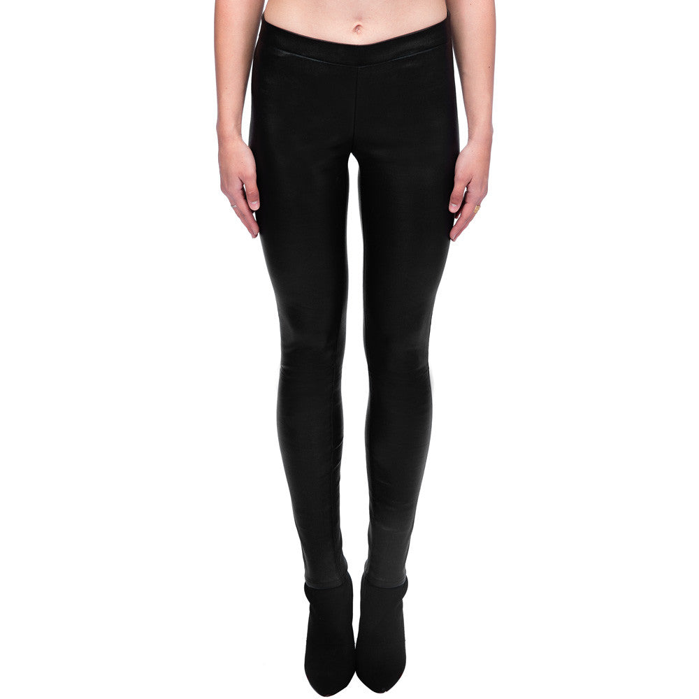 The Legging | Leather