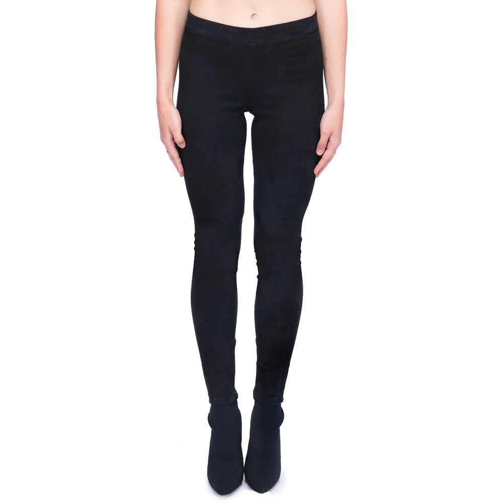 The Legging | Suede