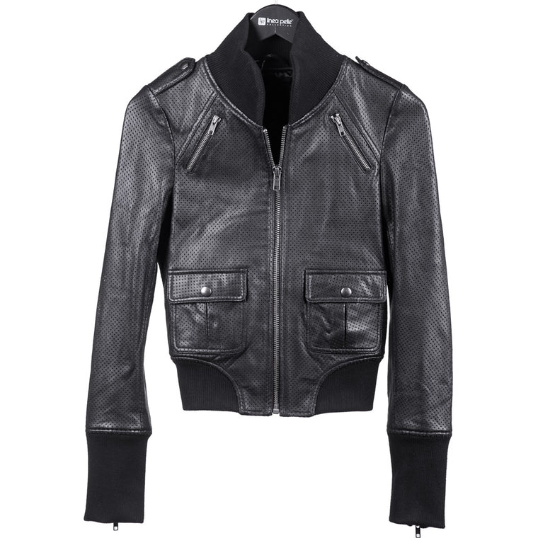 The Flight Jacket | Black