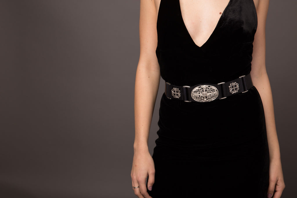 Medallion Waist Belt