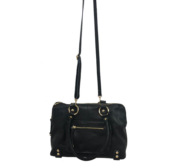 LP by Linea Pelle | Dylan Cross Body Satchel