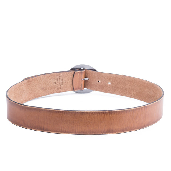 Linea Pelle Split Buckle Belt in Missoula