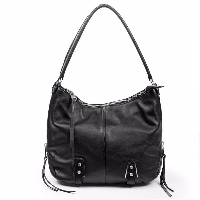 Shoulder Bag in Black
