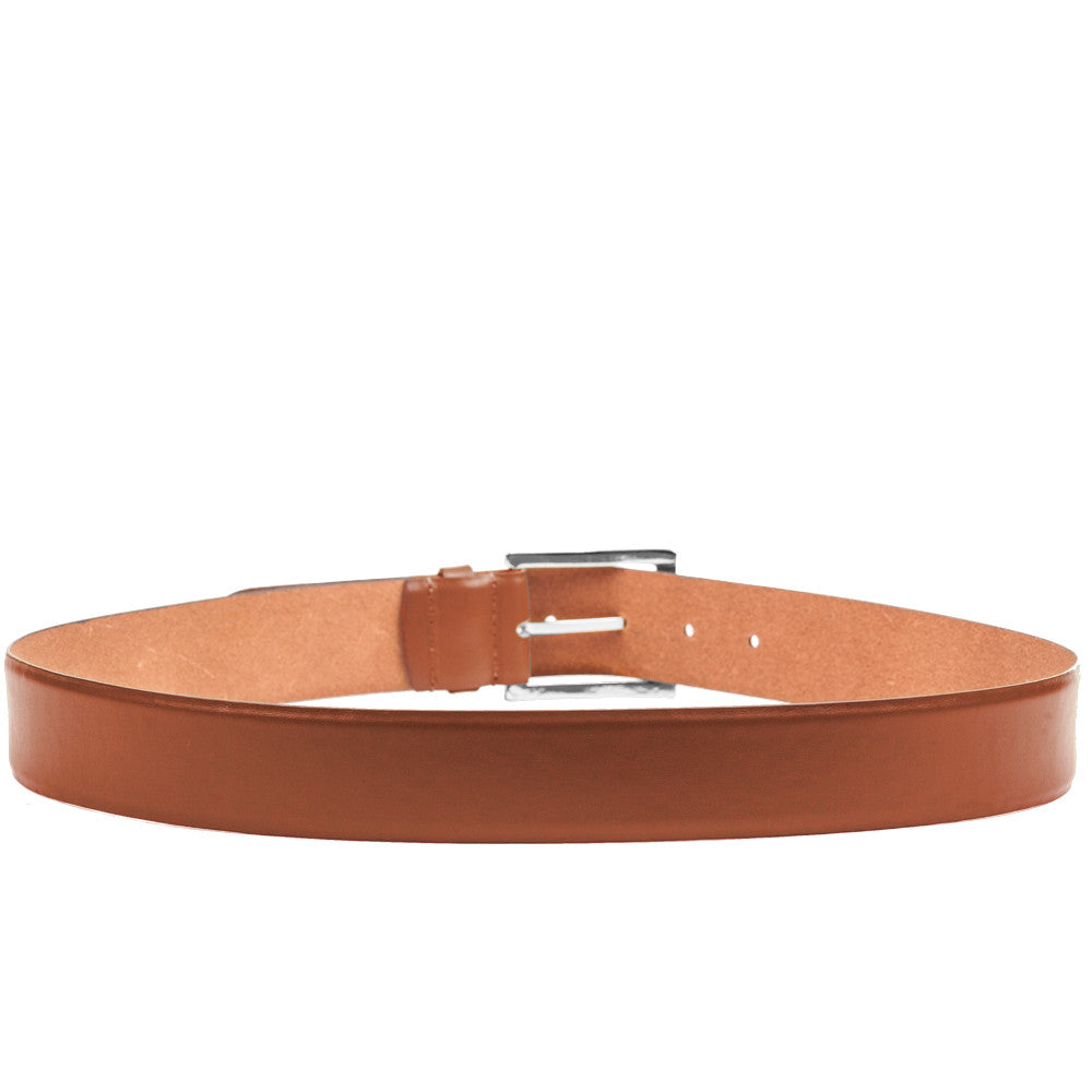 Linea Pelle Feather Edge Hip Belt in Cognac