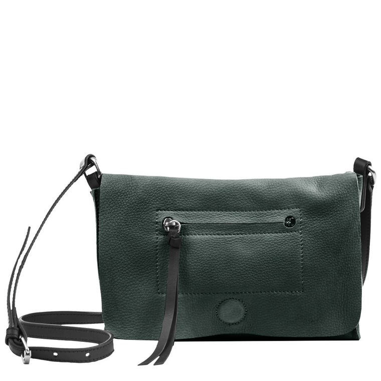 Linea Pelle Hunter Crossbody in Olive