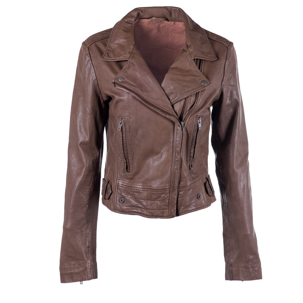 Ryder Leather Jacket