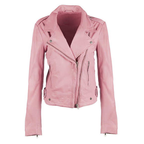 Ryder Rose Leather Jacket