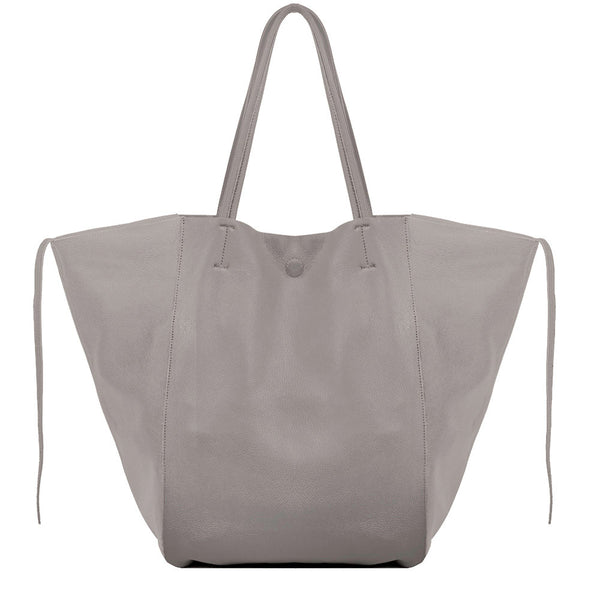 Linea Pelle Sybil Tote in Grey