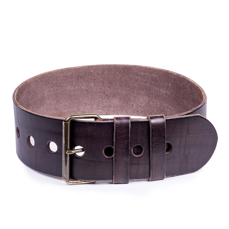 Linea Pelle Wide Waist Belt in Tmoro
