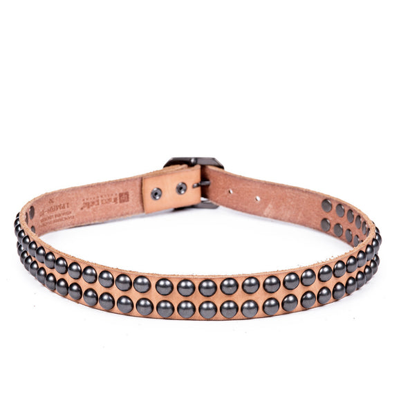 Men's Dome Studded Belt