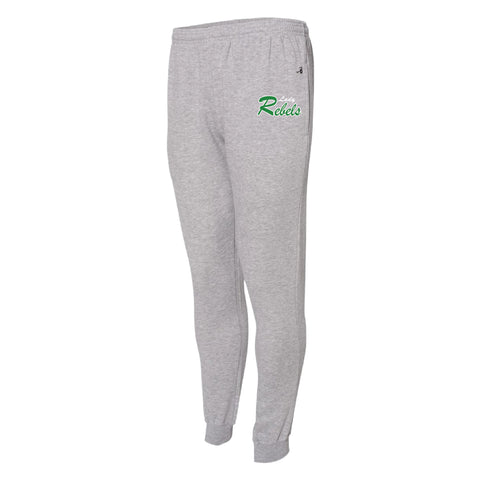 Lady Rebels Badger Fleece Joggers