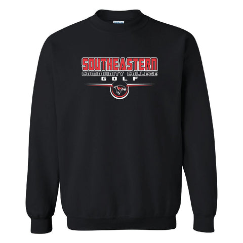 SCC Golf 2020 Crewneck Sweatshirt - Design 2